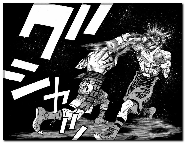 Check In Station Hajime No Ippo Ch398 900 Going The Distance